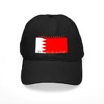Bahrain Bahraini Flag Black Cap