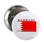 Bahrain Bahraini Flag Button