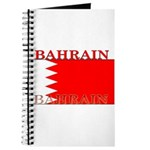 Bahrain Bahraini Flag Journal
