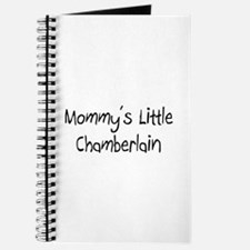 Mommy's Little Chamberlain Journal