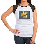 The Great White Cody Women's Cap Sleeve T-Shirt