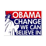 Change We Can Believe In Poster