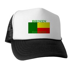Benin Flag Trucker Hat