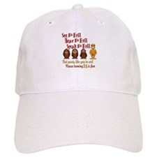 Party 21st Baseball Cap