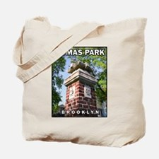 Ditmas Park Street Sign Tote Bag
