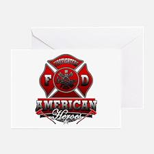 American Heroes Greeting Cards (Pk of 10)