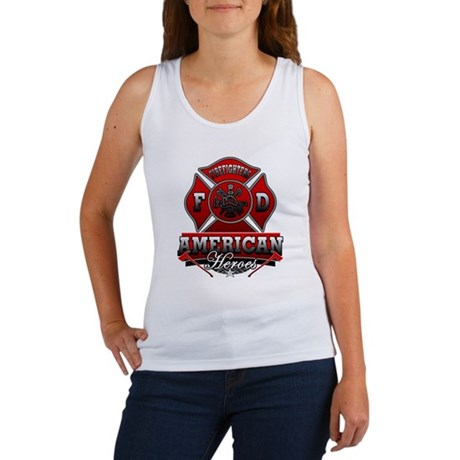 American Heroes Women's Tank Top