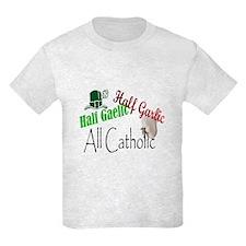 Half Gaelic Half Garlic All C T-Shirt