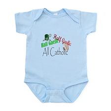Half Gaelic Half Garlic All C Infant Bodysuit