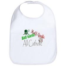 Half Gaelic Half Garlic All C Bib