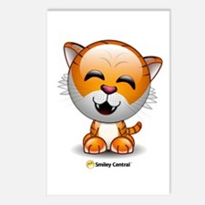 Tiger-Growl Postcards (Package of 8)