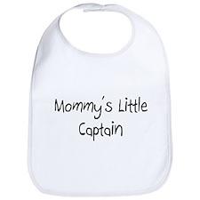 Mommy's Little Captain Bib