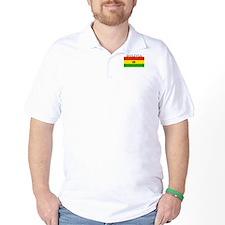 Bolivia Bolivian Flag T-Shirt