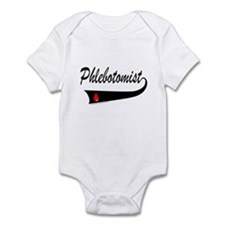 PHLEBOTOMIST Infant Bodysuit