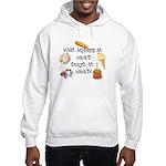 What Happens at VaVa's... Hooded Sweatshirt