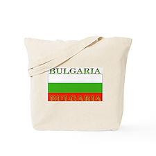 Bulgaria Bulgarian Tote Bag