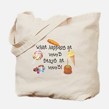 What Happens at VoVo's... Tote Bag
