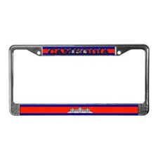 Cambodia Cambodian Flag License Plate Frame