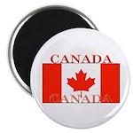 Canada Canadian Flag Magnet