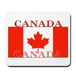 Canada Canadian Flag Mousepad