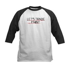 Let's Trade Paint Tee