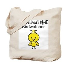 Grandma's Birdwatcher Tote Bag