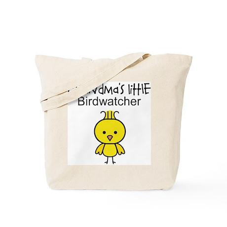 Grandma's Birdwatcher Tote Bag