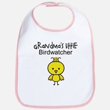 Grandma's Birdwatcher Bib