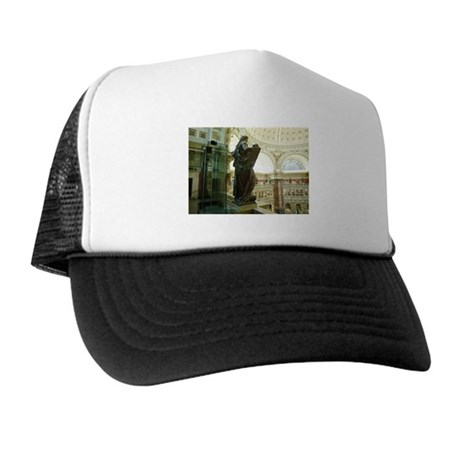 LIBRARY OF CONGRESS MOSES Trucker Hat