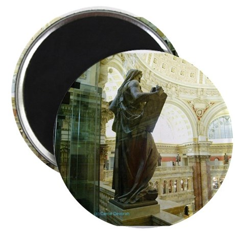 LIBRARY OF CONGRESS MOSES Magnet