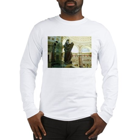 LIBRARY OF CONGRESS MOSES Long Sleeve T-Shirt
