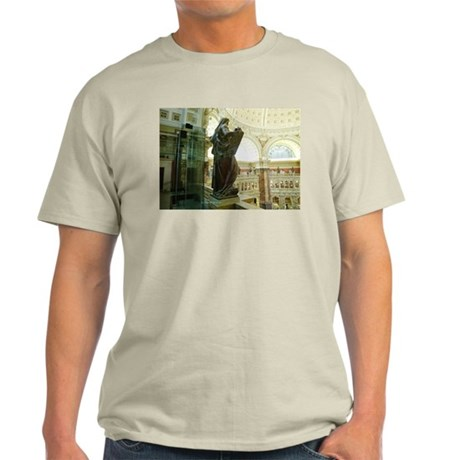 LIBRARY OF CONGRESS MOSES Light T-Shirt
