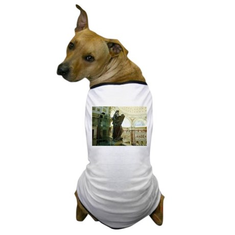 LIBRARY OF CONGRESS MOSES Dog T-Shirt
