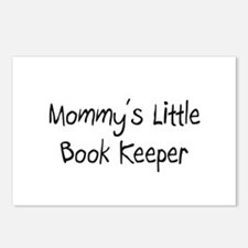 Mommy's Little Book Keeper Postcards (Package of 8
