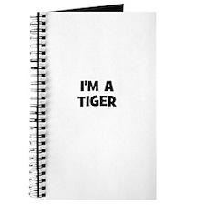 I'm a Tiger Journal