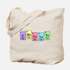 Elemental Chocolate Tote Bag