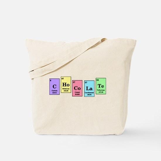 Elemental Chocolate Tote Bag