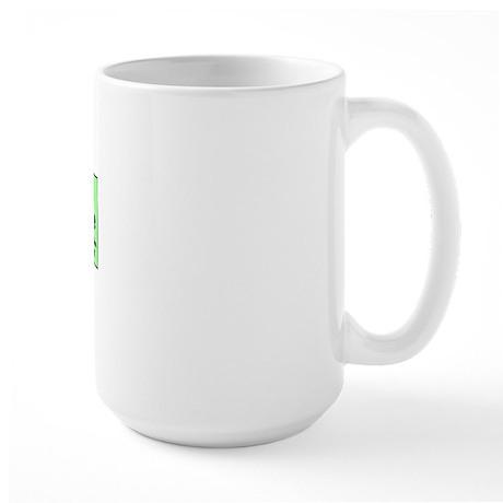 Elemental Chocolate Large Mug