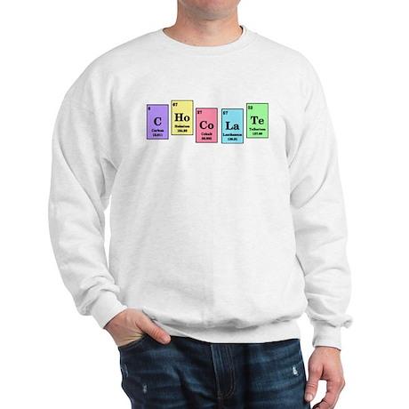 Elemental Chocolate Sweatshirt