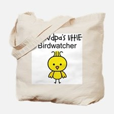 Grandpa's Birdwatcher Tote Bag