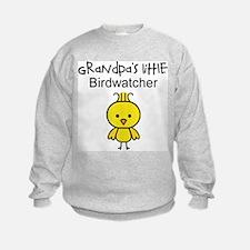 Grandpa's Birdwatcher Sweatshirt