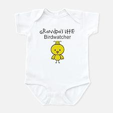Grandpa's Birdwatcher Infant Bodysuit