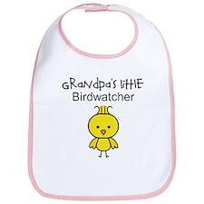 Grandpa's Birdwatcher Bib