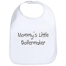 Mommy's Little Boilermaker Bib