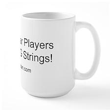 Extra G Strings Mug
