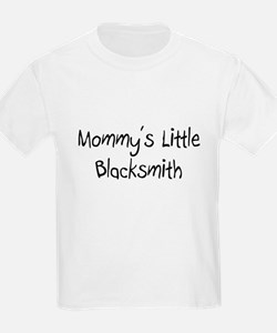 Mommy's Little Blacksmith T-Shirt