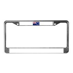Cook Islands License Plate Frame