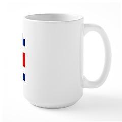 Costa Rica Costa Rican Flag Mug