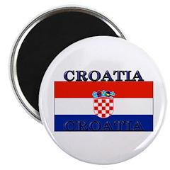 Croatia Croatian Flag 2.25