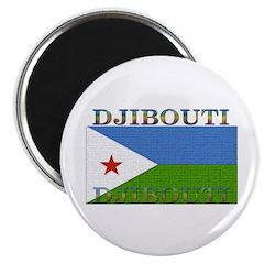 Djibouti Magnet